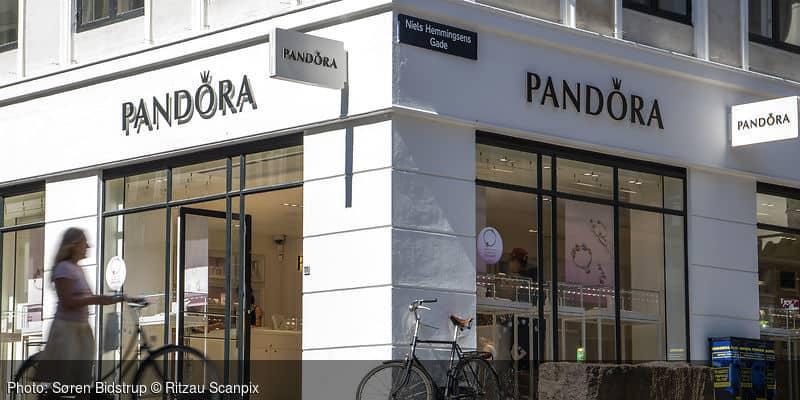 Pandora Aktie
